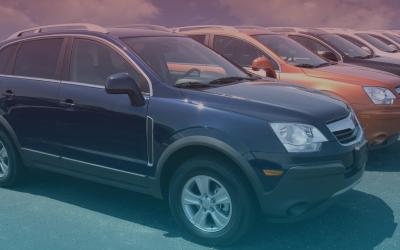 Top 10 SUVs mais baratos do Brasil